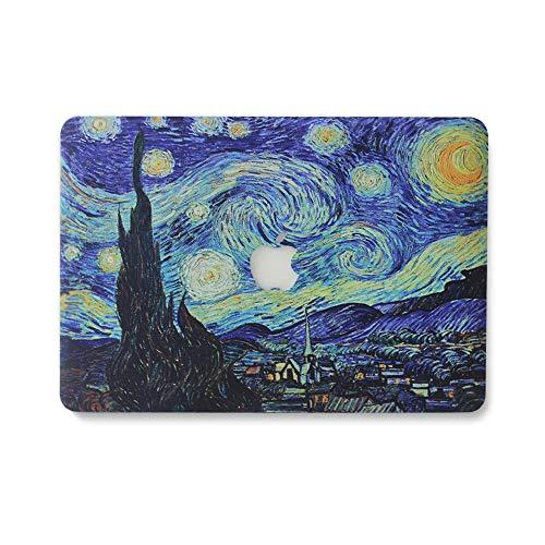 Custodia MacBook Pro 13 Cover - AQYLQ Plastica Rigida Duro Caso per Apple MacBook 13.3 pollici con CD-ROM Modello: A1278 - Star Dreams 37