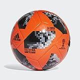 adidas World Cup Glide, Hombre, Color Rojsol/Negro/Plamet, Talla 4