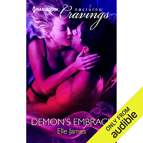 Demon's Embrace audiobook cover art