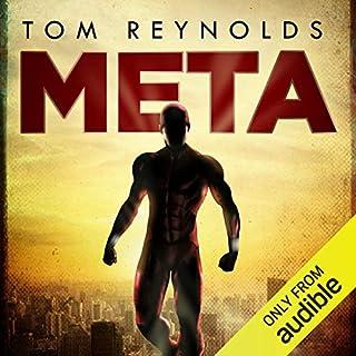 Meta audiobook cover art