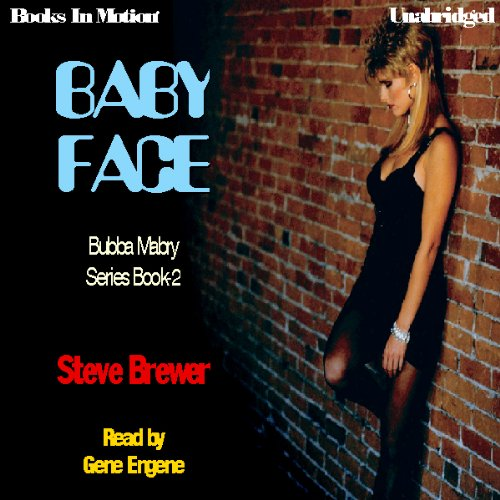 Baby Face audiobook cover art