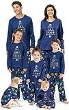 PajamaGram Star Wars Christmas Pajamas - Fleece PJs, Blue, Womens M / 8-10