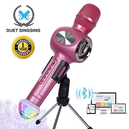 Karaoke Microphone Wireless...