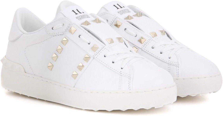 VALENTINO GARAVANI fashien Sneakers Rockstud White 36 37 38 39 40 41 42 6 7 8 9 10 11 12 B(M) US
