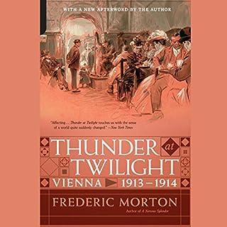 Thunder at Twilight cover art
