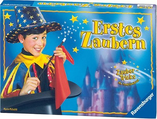 Ravensburger 21022 - Erstes Zaubern