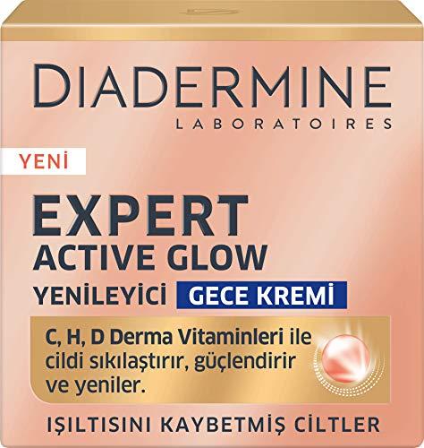 Diadermine Expert Eclat Intense - Crema de noche (50 ml)