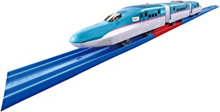 プラレール S-16 レールで速度チェンジ!! E5系新幹線はやぶさ