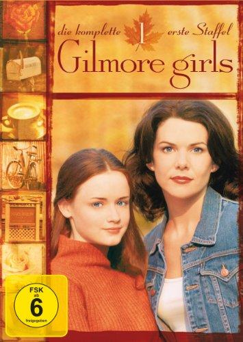 Gilmore Girls - Die komplette erste Staffel (6 DVDs)
