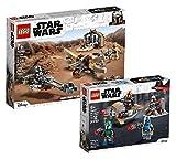 Collectix Lego 75299 Star Wars - Juego de batalla de Star Wars (75299)