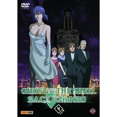 Ghost in the Shell - Stand Alone Complex 2nd Gig Vol. 4