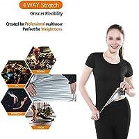 WPYYI 新しいサウナスーツ女性のボディシェイパーの減量シャツウエストトレーナーコルセットシルバーイオンスリミングトップストレーニングスウェットフィットネスシェーピア (Color : Style Two, Size : Large)