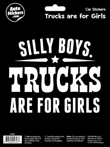 Top 10 truck stickers girl for 2020