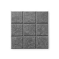 フェルトボード-ZhangGe 30 * 30CM * 9MM:壁の装飾は、理事会、色スクエアボード耐久性ではないデフォルメ掲示板に自由にスプライシングサイズフェルト ,多機能掲示板/メモボード (Color : #1, Size : 30*30CM)