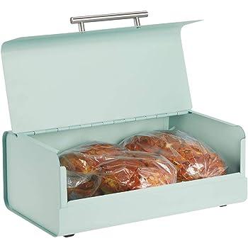 Wifehelper Caja de Pan Contenedor de Gran Capacidad Contenedor Organizador de Almacenamiento de Cocina Pasteles Pan Guardi/án #1