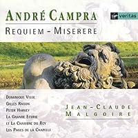 Campra: Requiem - Miserere / Malgoire, et al