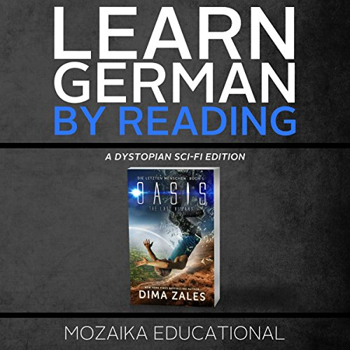 Learn German audiobook cover art