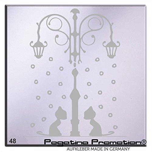Pegatina Promotion Milchglasaufkleber Modell 48