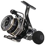 SeaKnight Treant III Moulinet de pêche à la Carpe d'eau Douce 5.0:1/5.8:1 5000 Carbon Fiber Brake Max 13 kg/29 lbs