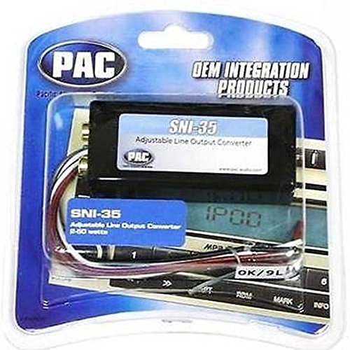 PAC SNI-35 Variable LOC Line Out Converter