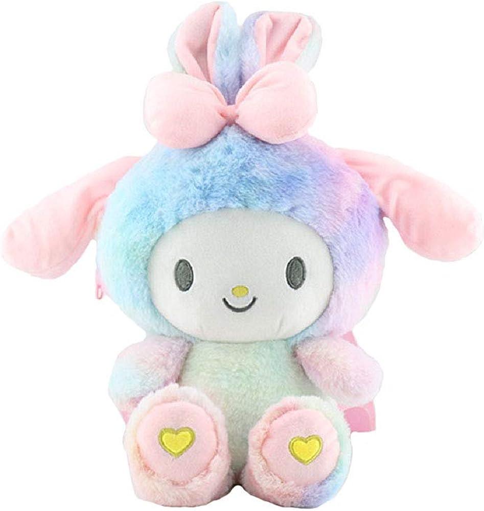 My Melody San Jose Mall Kuromi Plush Bag Cheap Cute Cartoon Shoulder School B Figure