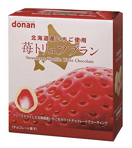 道南食品 北海道苺トリュフブラン 58g ×6個