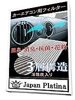 JP7035-37 トヨタ シエンタ(ハイブリッド含む) NCP175 NSP170 NSP172 H27.7- カーエアコン用 エアコンフィルター クリーンフィルター クリーンエアフィルター 車用 自動車用 乗用車用 交換