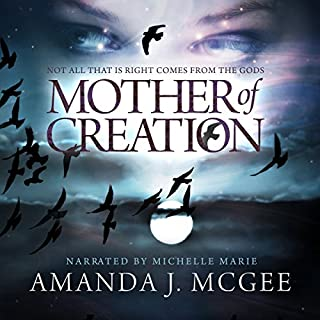 Mother of Creation audiobook cover art