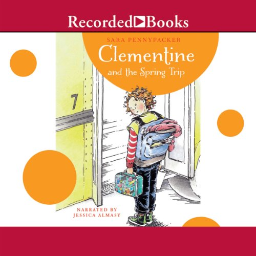 Clementine and the Spring Trip audiobook cover art