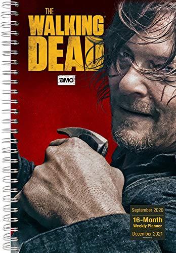 The Walking Dead - Amc 2021 Planner