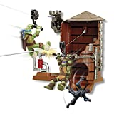 TORTUGAS NINJA - Playset Z Line Torre de Agua (Giochi Preziosi 95050)