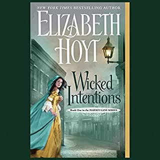 Wicked Intentions audiobook cover art