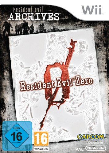 Capcom Resident Evil Zero - Juego (Nintendo Wii, Acción / Aventura, M (Maduro))