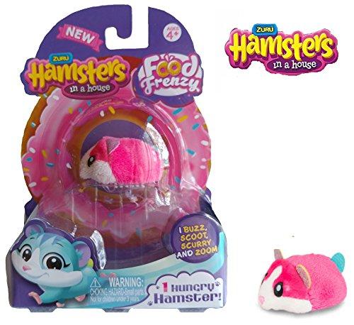 NEW! Zuru Hamsters In a House - SUNDAE