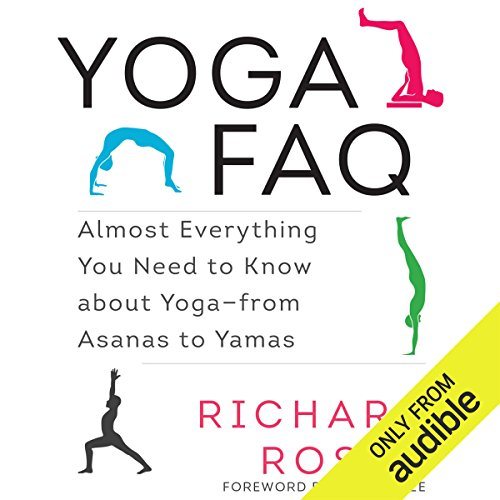 Yoga FAQ audiobook cover art