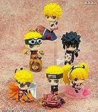 MNZBZ 6 unids/Set Naruto Shippuden Uchiha Sasuke Anime Figura de acción PVC colección Modelo Juguete...