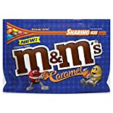 M&M's (New-Sharing Size) (キャラメル) [並行輸入品]