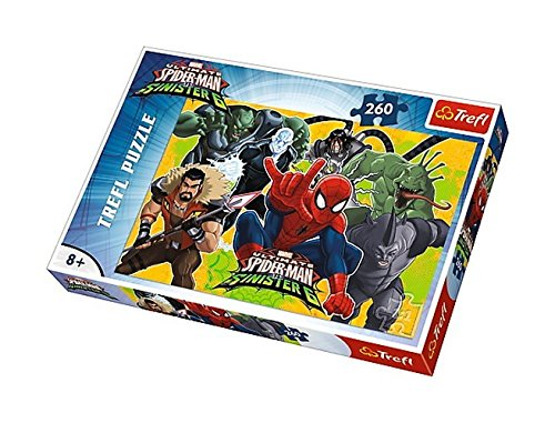 PUZZLE SPIDERMAN SINISTER