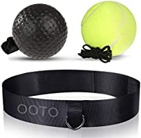 OOTO Upgraded Boxing Reflex Ball, Boxing Training Ball, Mma Speed Training Suitable for Adult/Kids Best Boxing Equipment...