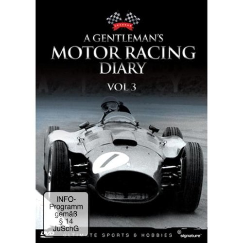 Motor Sports of the 50s - Vol. 3 [Reino Unido] [DVD]