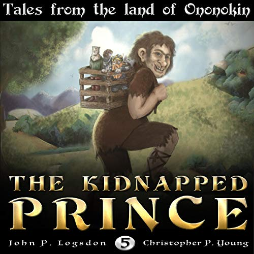 The Kidnapped Prince cover art
