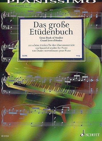 Schott music-100Studien für Klavier [Import Deutsch]