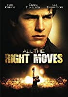 All the Right Moves [DVD] [Import]
