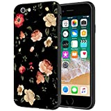 MTT Designer Floral Printed Hard Back Case Mobile Cover for iPhone 8 & 7 (D1160)