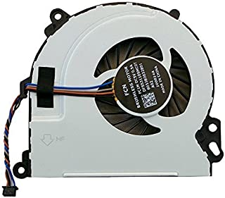 New CPU Cooling Fan For HP Pavilion 17-f133ds 17-f134ds 17-f139ds 17-f140nr 17-f150nr 17-f151nr 17-f022nr 17-f023cl 17-f023nr 17-f024ds 17-f168nr 17-f169nr 17-f180ca 17-f184ca