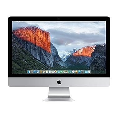 Apple iMac MK462LL/A 27-Inch Retina 5K Desktop (Discontinued by Manufacturer)