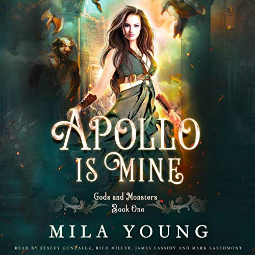 Apollo Is Mine audiobook cover art