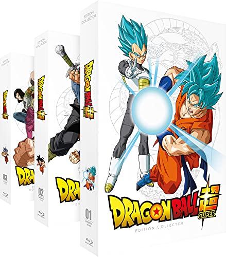 Dragon Ball Super-Intégrale-Edition Collector Limitée [Blu-Ray]