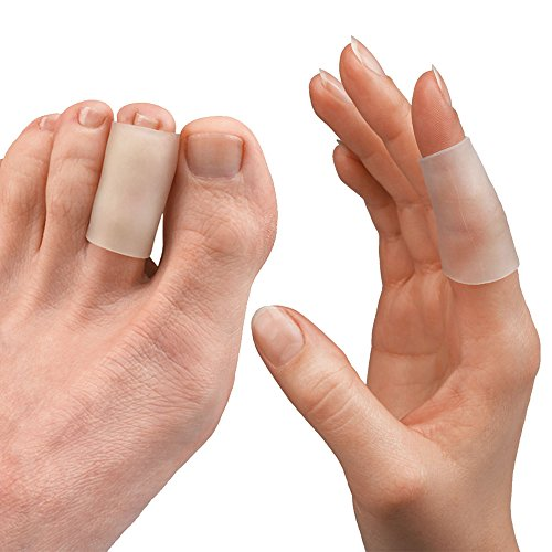 3-Point Products Gel Tubes for Fingers and Toes,(Package of 5)