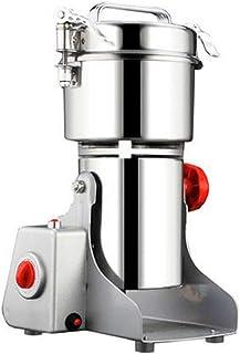 KKmoon 電動粉砕機 700g 製粉機 電動ミル コーヒーミル スパイスミル 家庭用穀物製粉機 乾燥食品製粉器 漢方薬 粉末ミル グラインダー